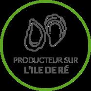 logo producteur sur l'ile de ré